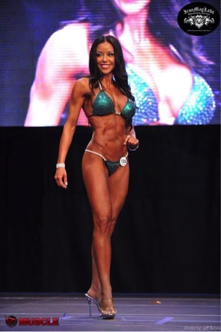 Valerie Cantin IFBB Pro League Toronto Pro