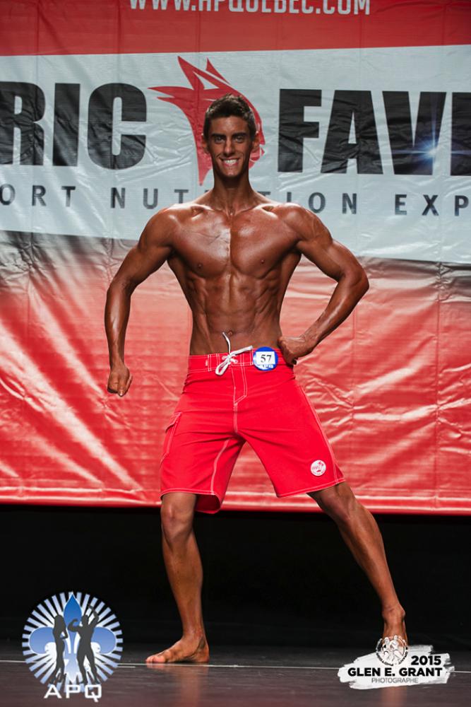 Mathieu Pare APQ Natural Provincial Championships Class D
