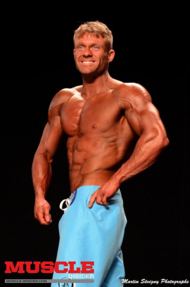 Ryan Campeau APQ Provincial Championships Short Class