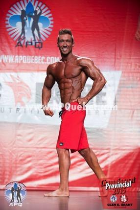 Louis-Didier Latour-Levasseur APQ Provincial Championships Class B