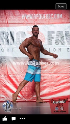 Mike Sabbagh APQ Provincial Championships Class C