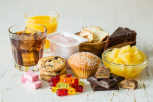 Many of our daily snacks contain more sugar than our body can handle